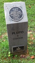 If you miss the New Horizons Flyby, you can still visit Pluto in Gainesville, GA